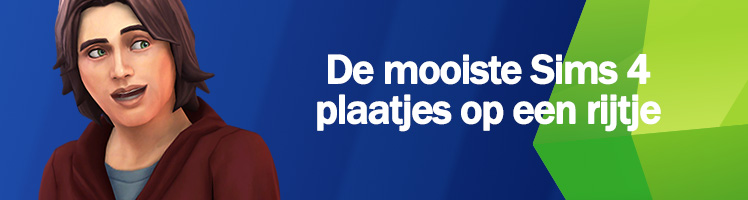 Sims 4 plaatjes