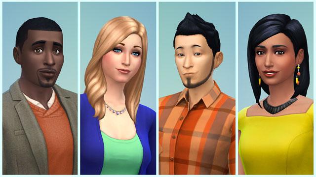 Sims 4 Creëer een Sim - 2