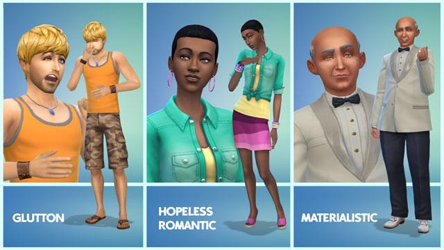 Sims 4 Creëer een Sim - 3