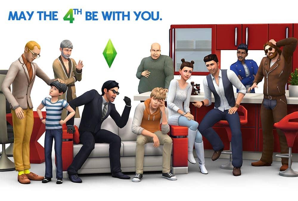 Sims 4 teaser