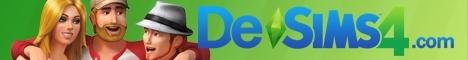 DeSims4.com banner - groot 1