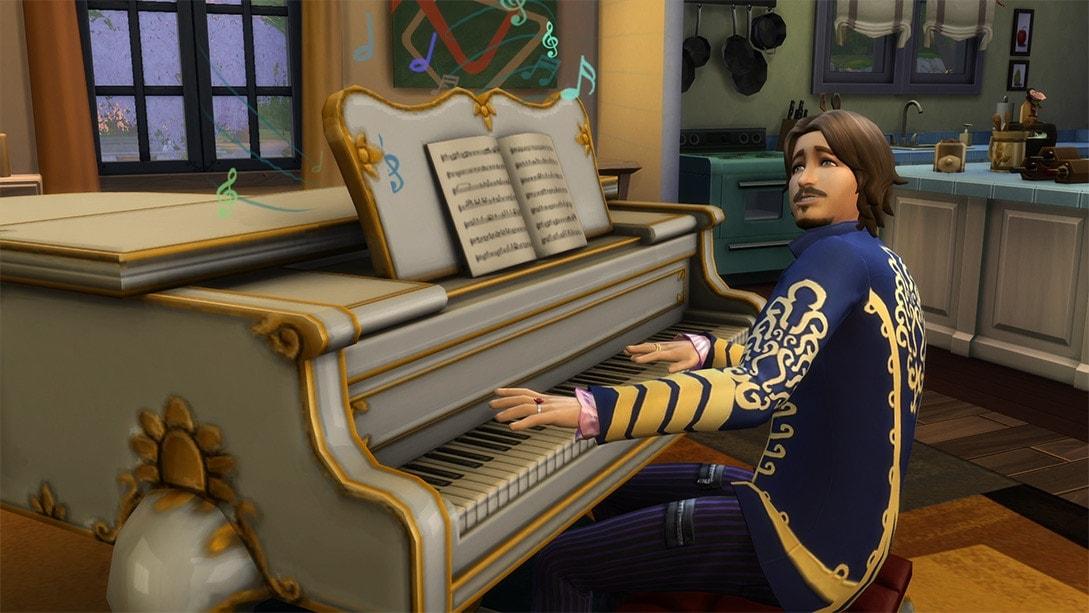 Sims 4 plaatje 12
