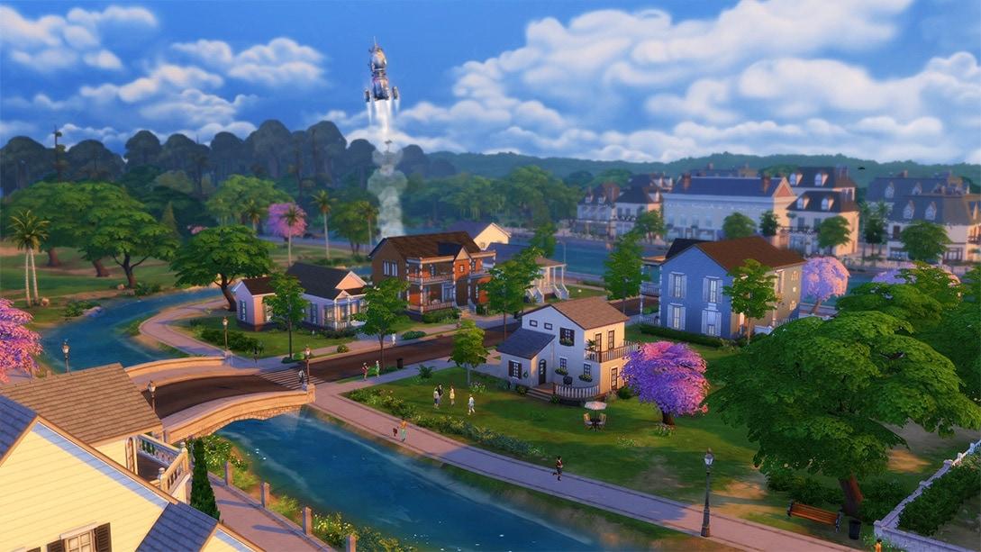 Sims 4 plaatje 13