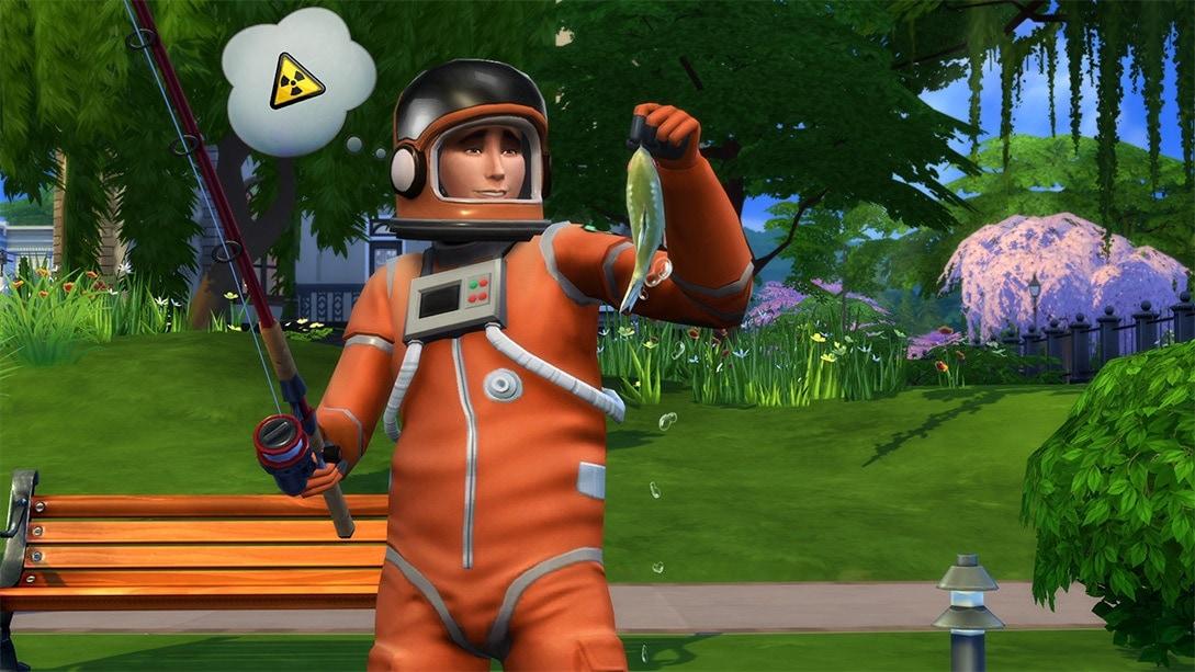 Sims 4 plaatje 15