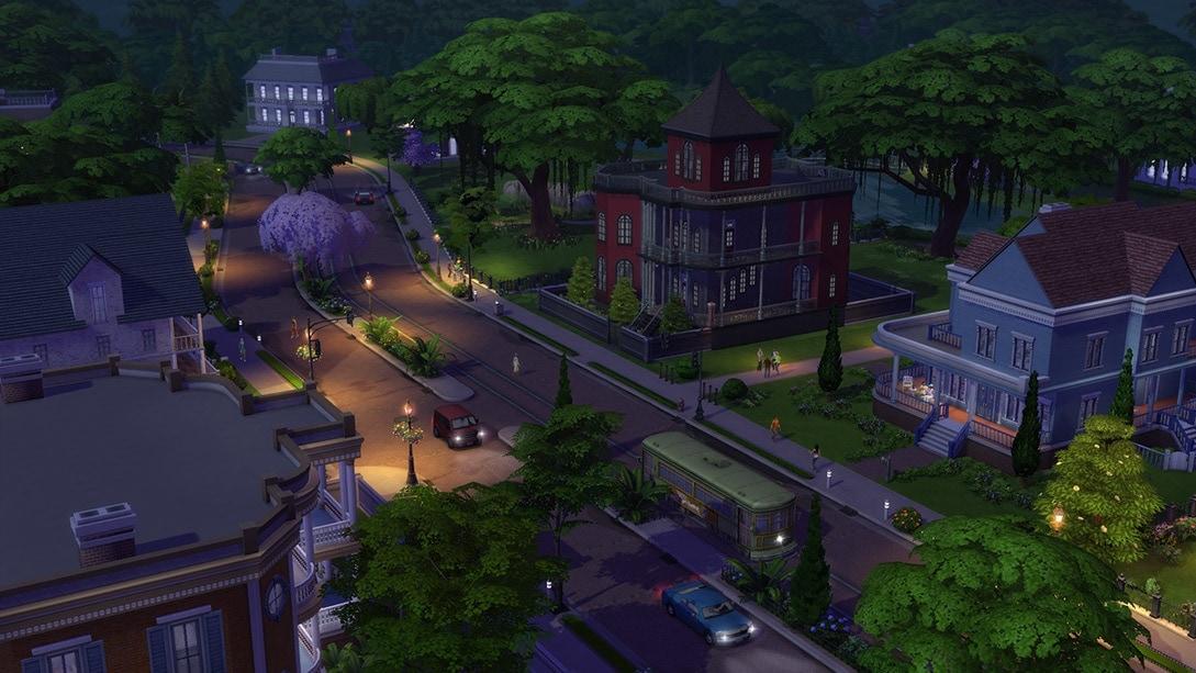 Sims 4 plaatje 16