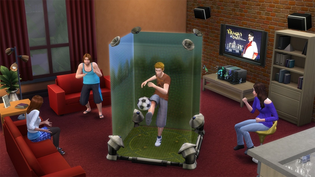 Sims 4 plaatje 17