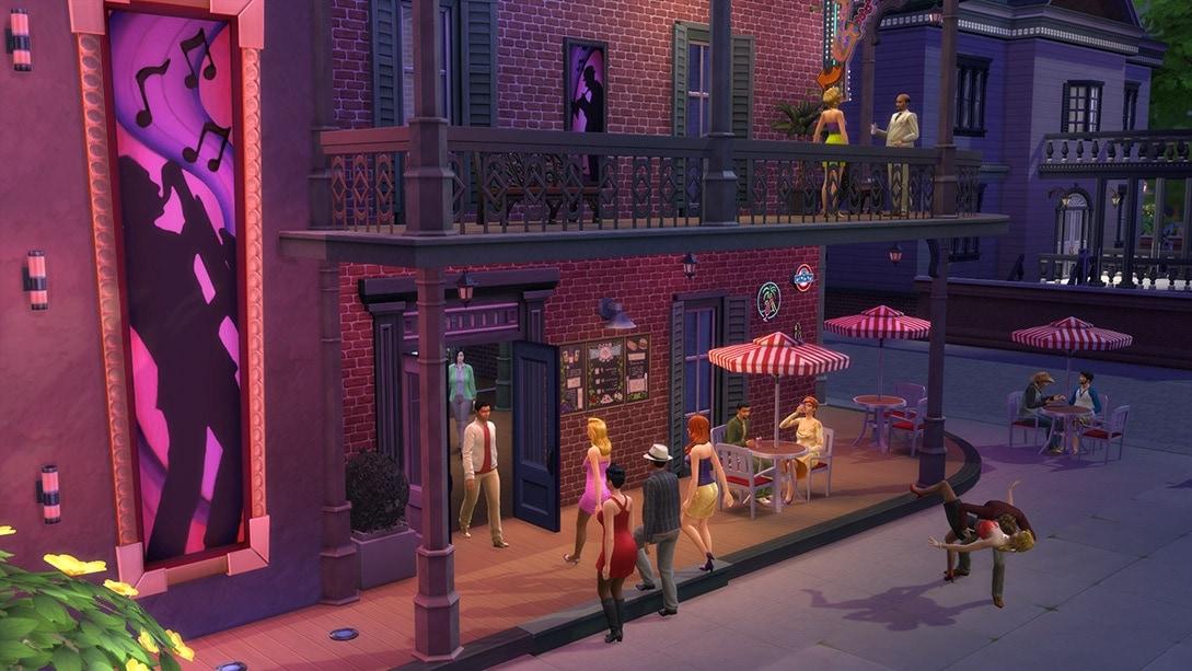 Sims 4 plaatje 19