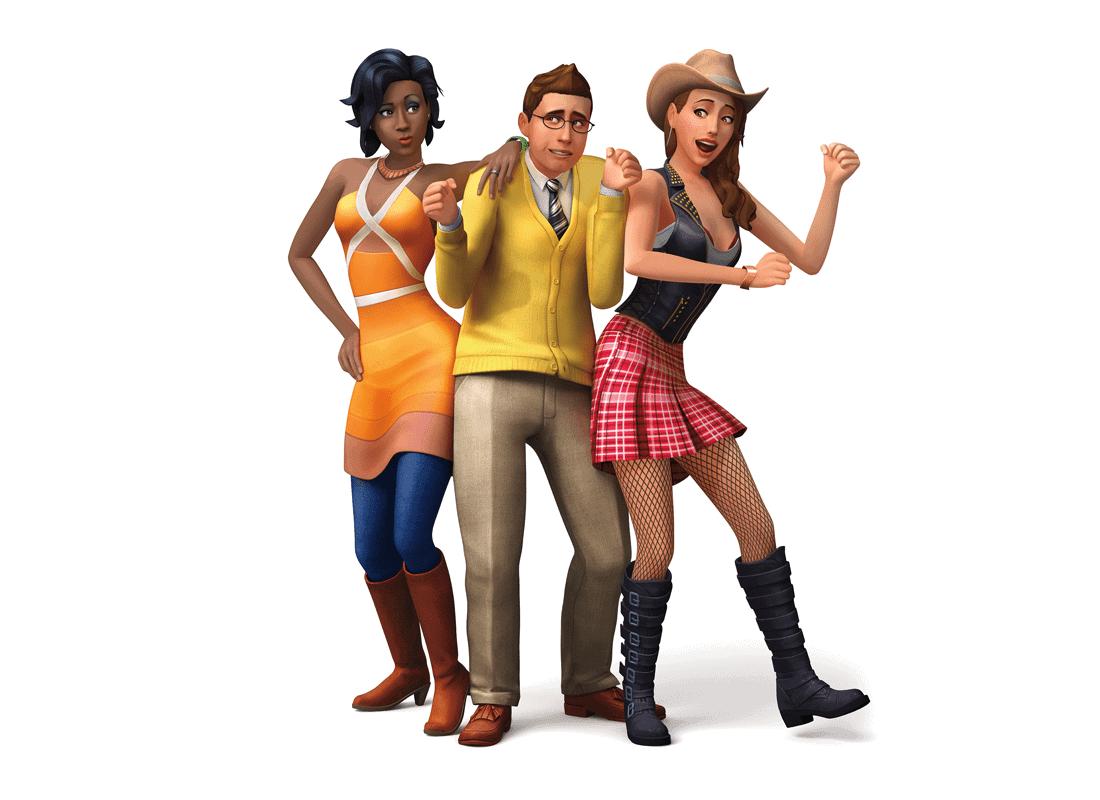 Sims 4 artwork - 14
