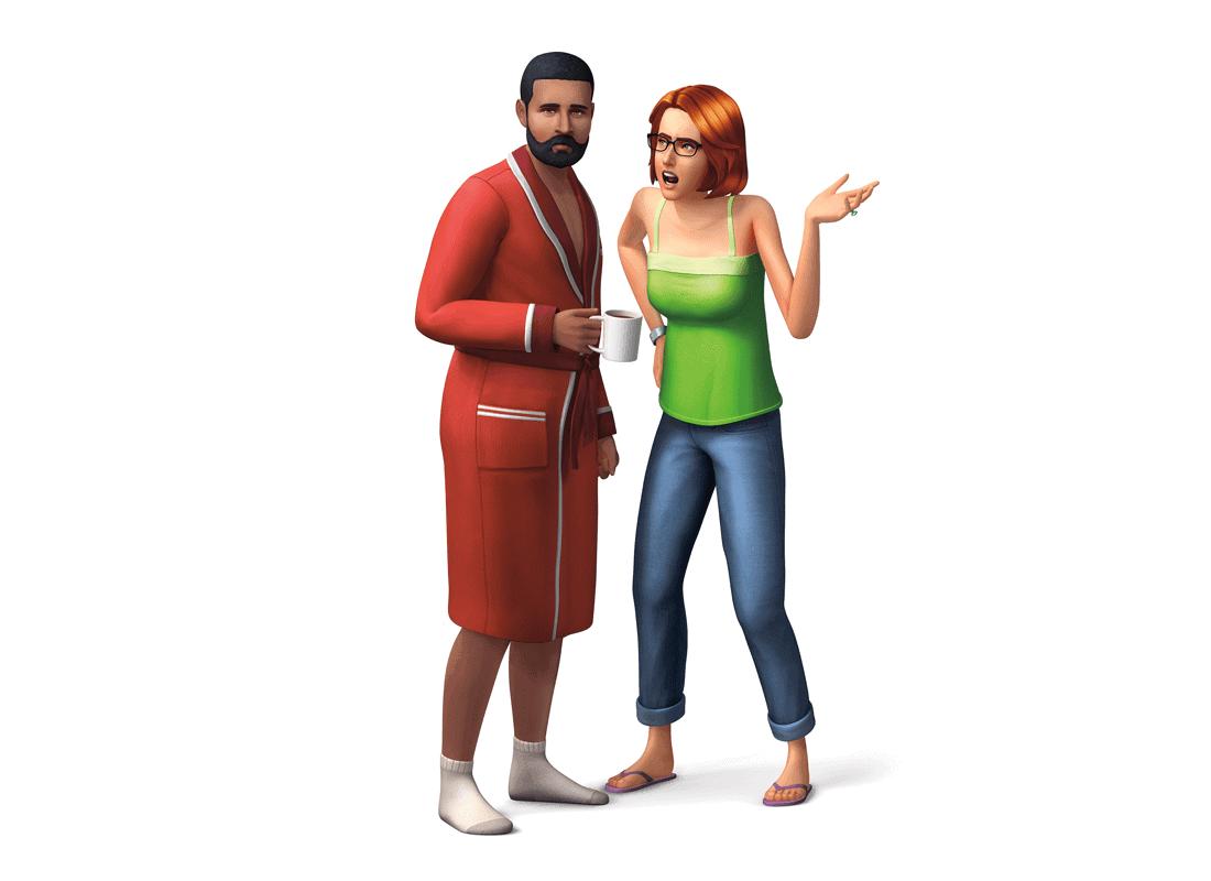 Sims 4 artwork - 17