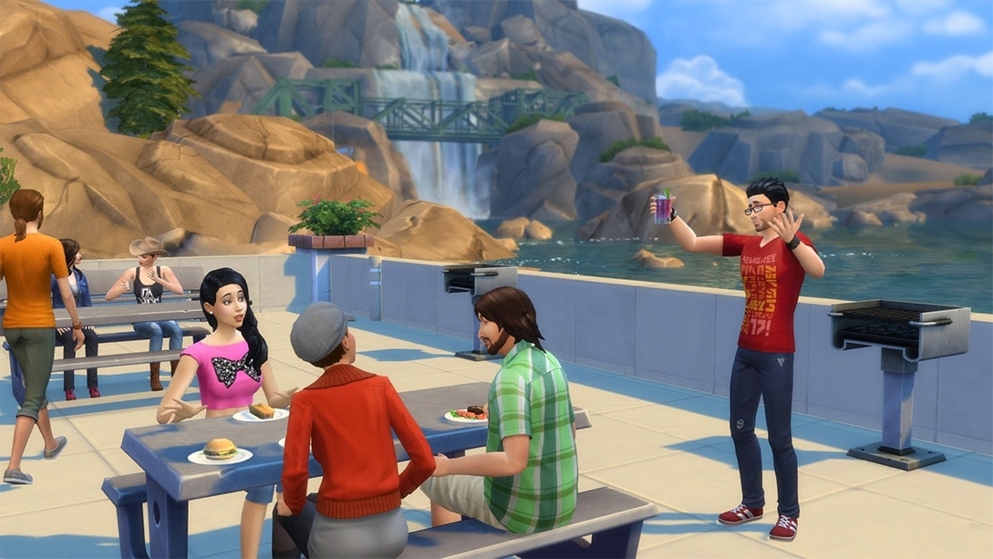 Sims 4 plaatje 22