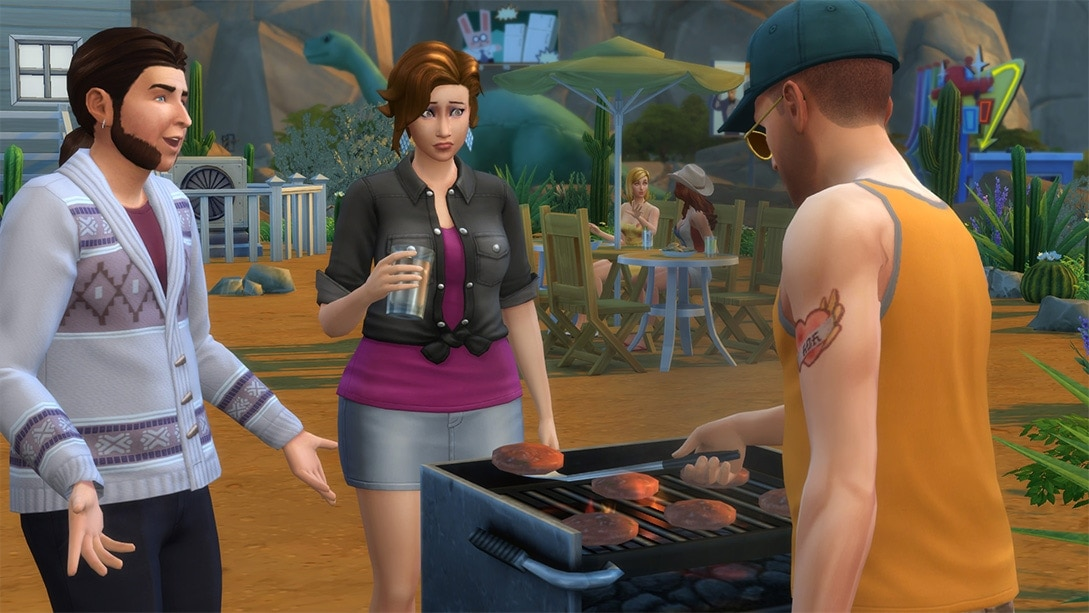 Sims 4 plaatje 23