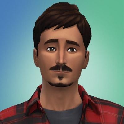Sims 4 avatar