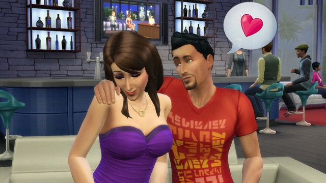 Blog over bekende gezichten in De Sims 4