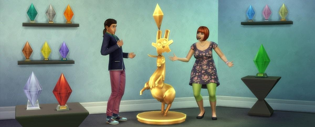Registreer Sims 3 games en ontvang Sims 4 bonusmateriaal