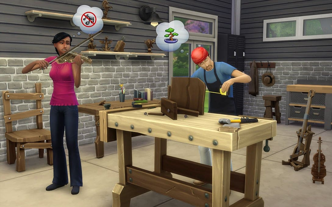Sims 4 plaatje 28