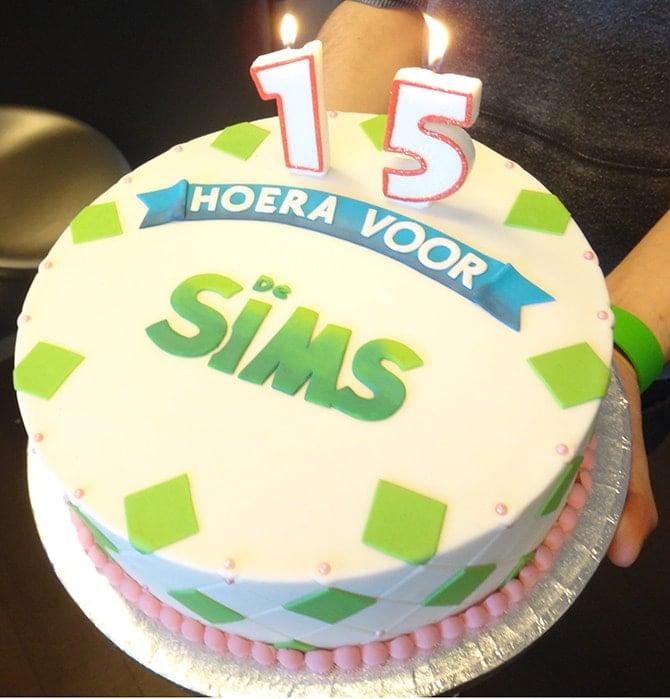 Sims 15 jaar