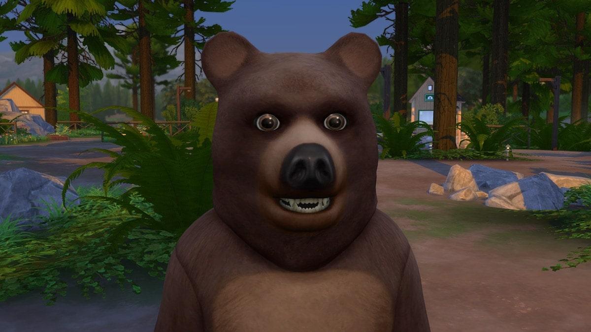 Sims 4 In de Natuur - 13