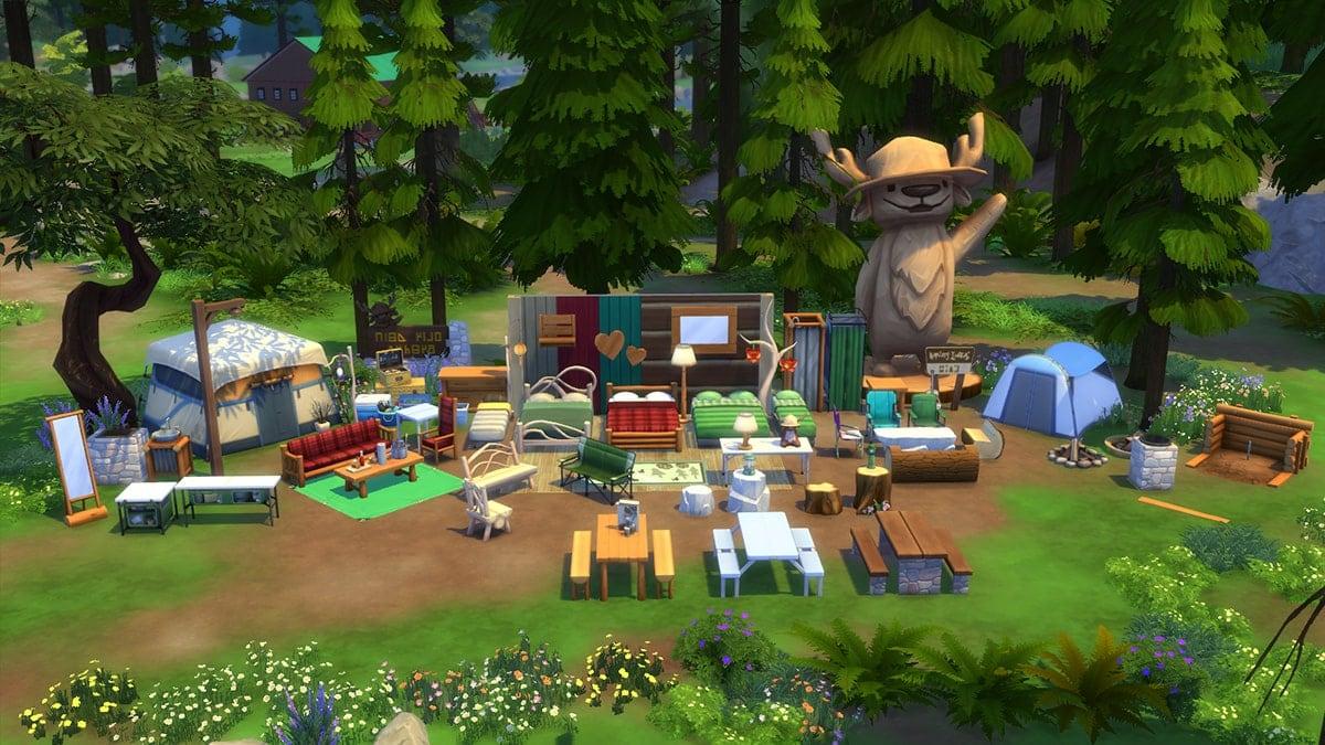 Sims 4 In de Natuur - 23