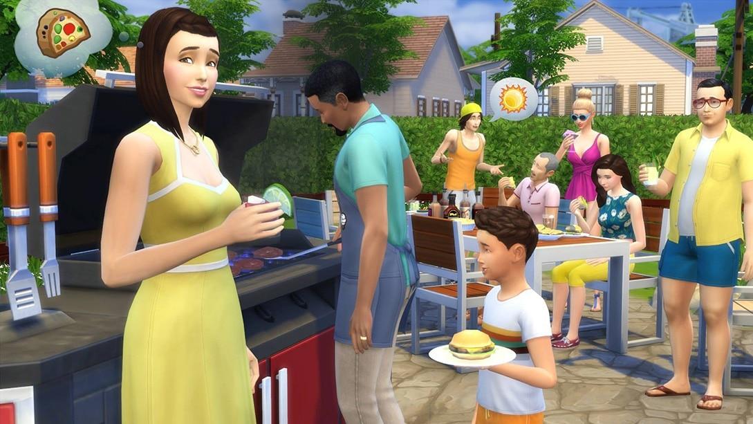 Accessoirespakket De Sims 4 Perfecte Patio Accessoirespakket