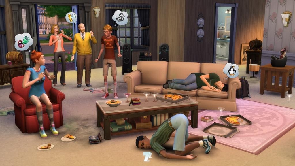 Uitbreiding De Sims 4 Generaties (Levensweg) op komst?
