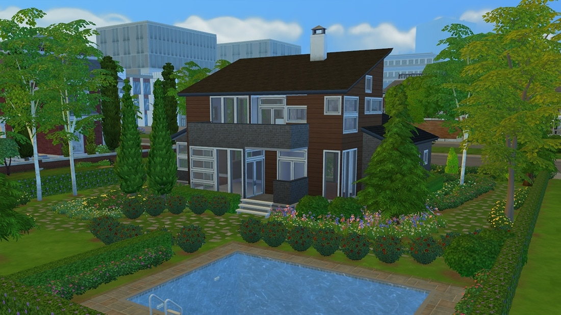 Nieuwe download celista creek sims 4 for Huizen ideeen