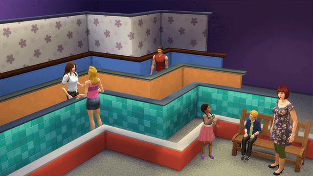 Update Sims 4 voor nieuw opties: deuren vergrendelen en halve muren toevoegen