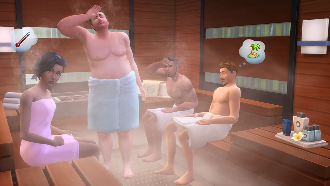 De Sims 4 Spa Day Game Pack