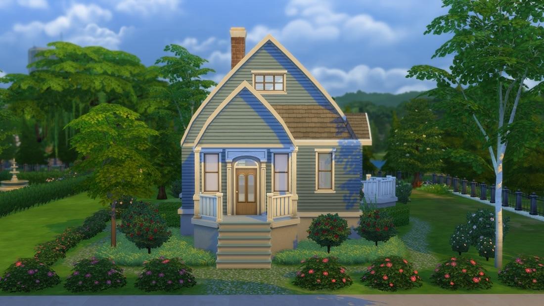 Sims 4 huis - Magretelund 2