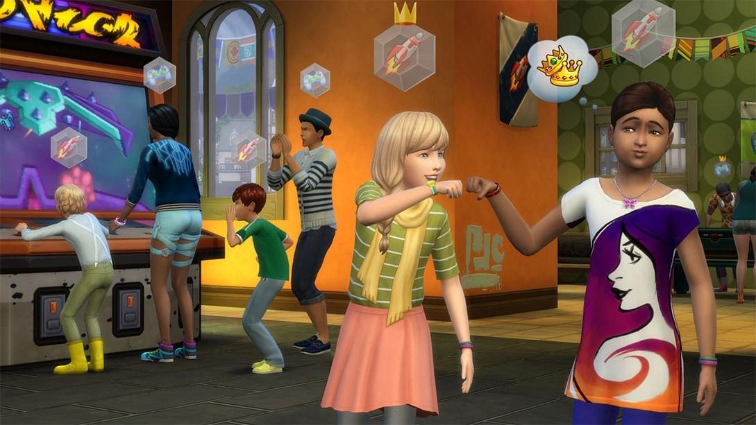 Uitbreiding Sims 4 Beleef het Samen