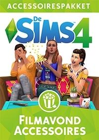 Sims 4 Filmavond Accessoires