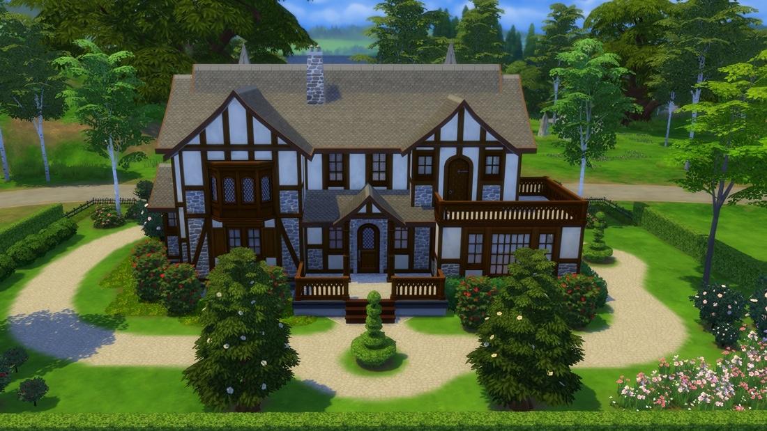 Nieuwe download oakland ave sims 4 for Inspiratie huizen