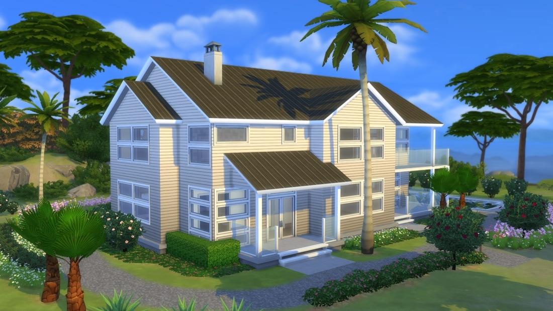 Download Maison Villa Sims
