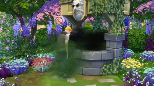 Accessoirespakket De Sims 4 Romantische Tuinaccessoires