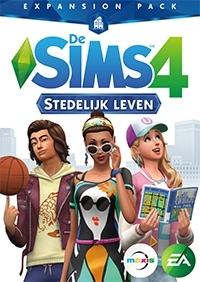 Download en koop uitbreidingspakket De Sims 4 Stedelijk Leven via Origin of elders