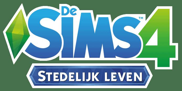 Sims 4 Stedelijk Leven logo - 1