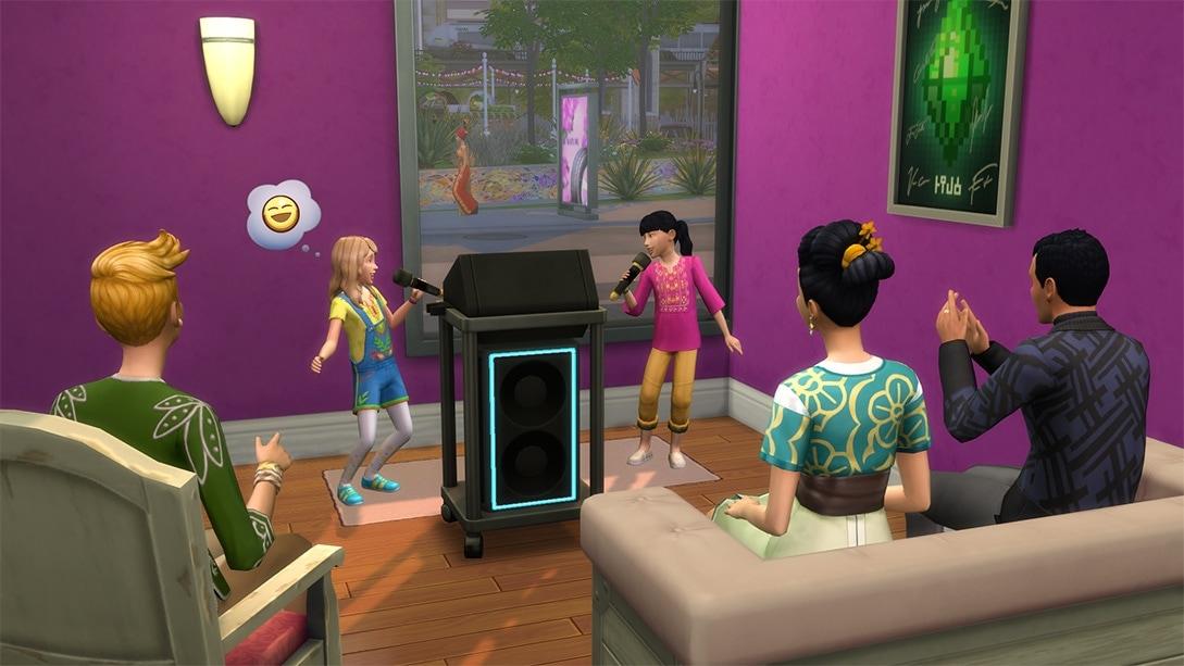 Uitbreidingspakket De Sims 4 Stedelijk Leven