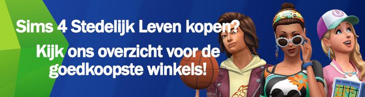 Koop of download De Sims 4 Stedelijk Leven