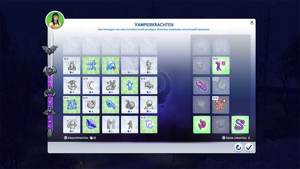 Game Pack De Sims 4 Vampieren