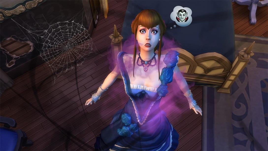 Game Pack De Sims 4 Vampieren