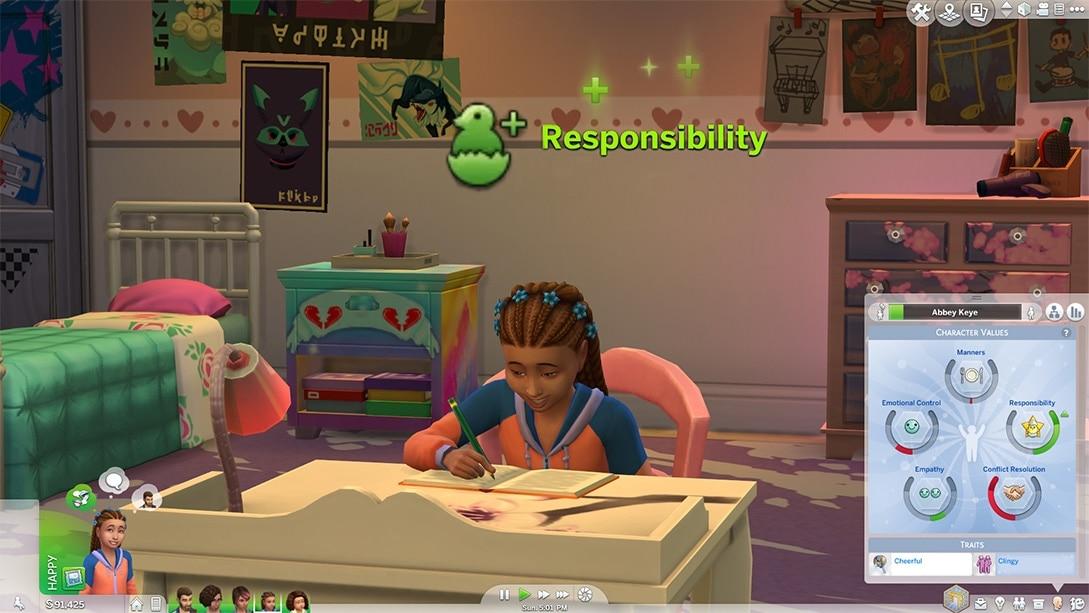 De Sims 4 Ouderschap Game Pack