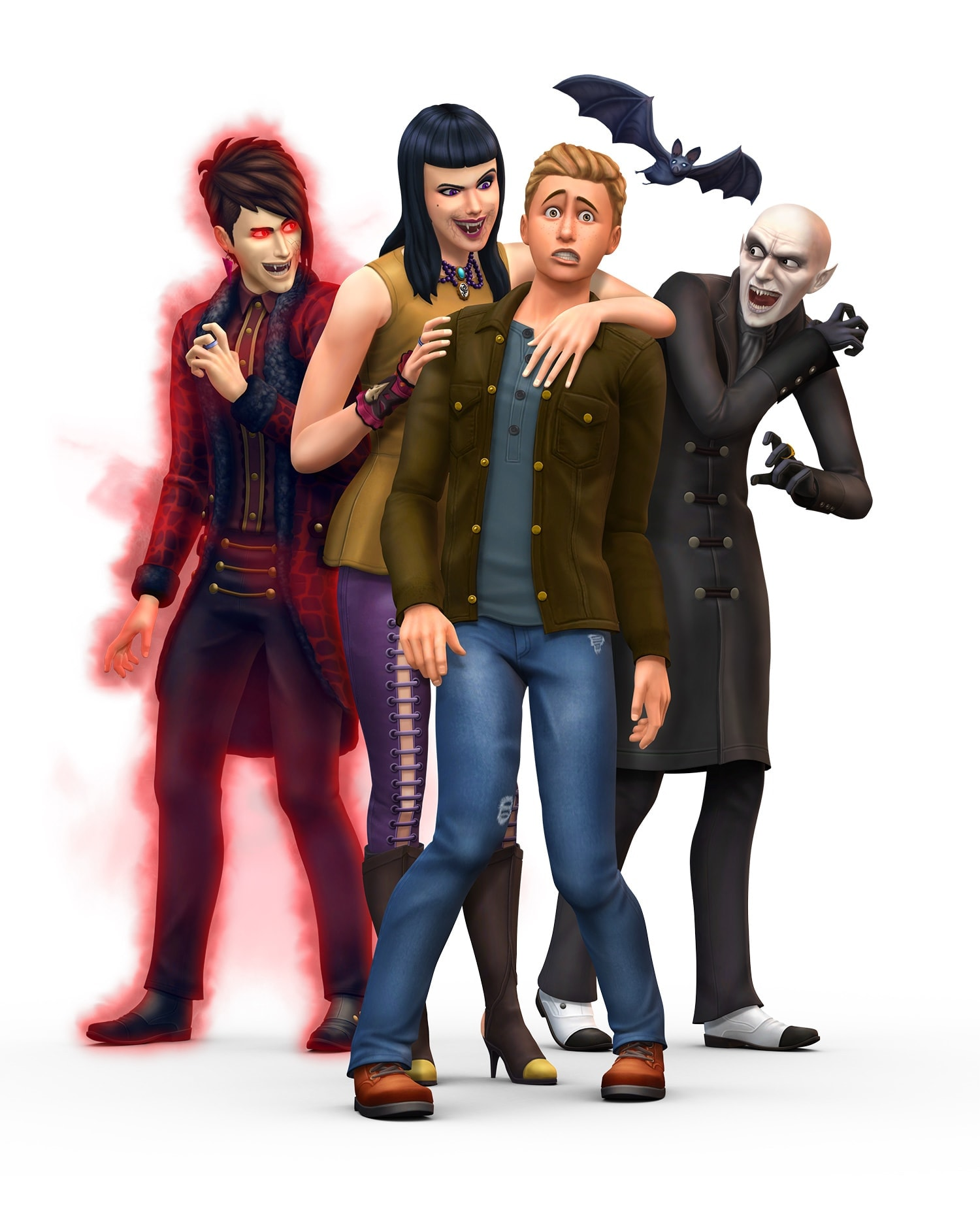 Uitbreidingspakket De Sims 4 Vampieren