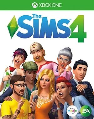Console versie van Sims 4 voor Xbox One