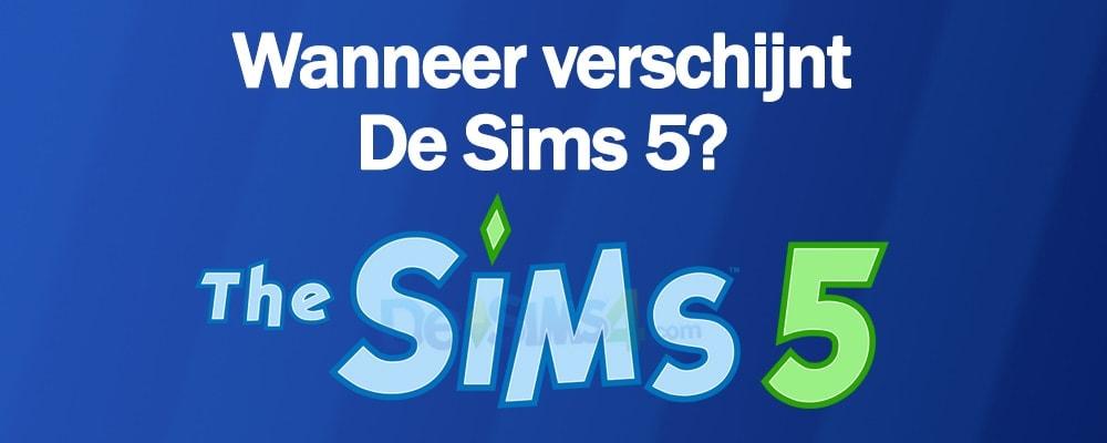 Mogelijke releasedatum van De Sims 5
