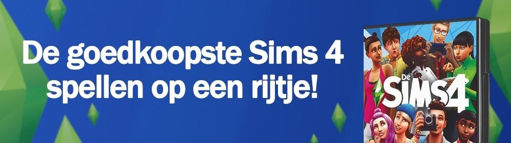 Sims 4 kopen - download basisspellen, uitbreidingspakketten, game packs en accessoirepakketten voor PC en Mac