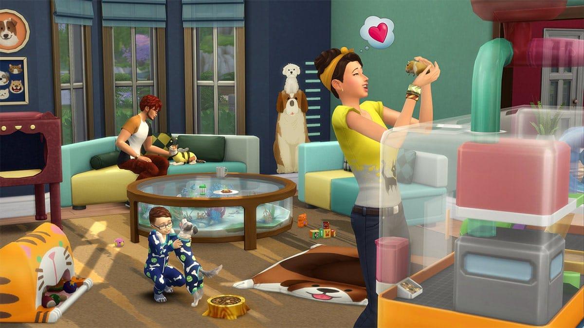Accessoirepakket De Sims 4 Mijn Eerste Huisdier Accessoires