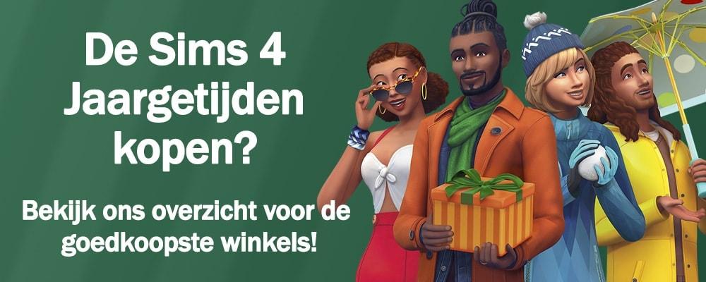 Koop of download De Sims 4 Jaargetijden