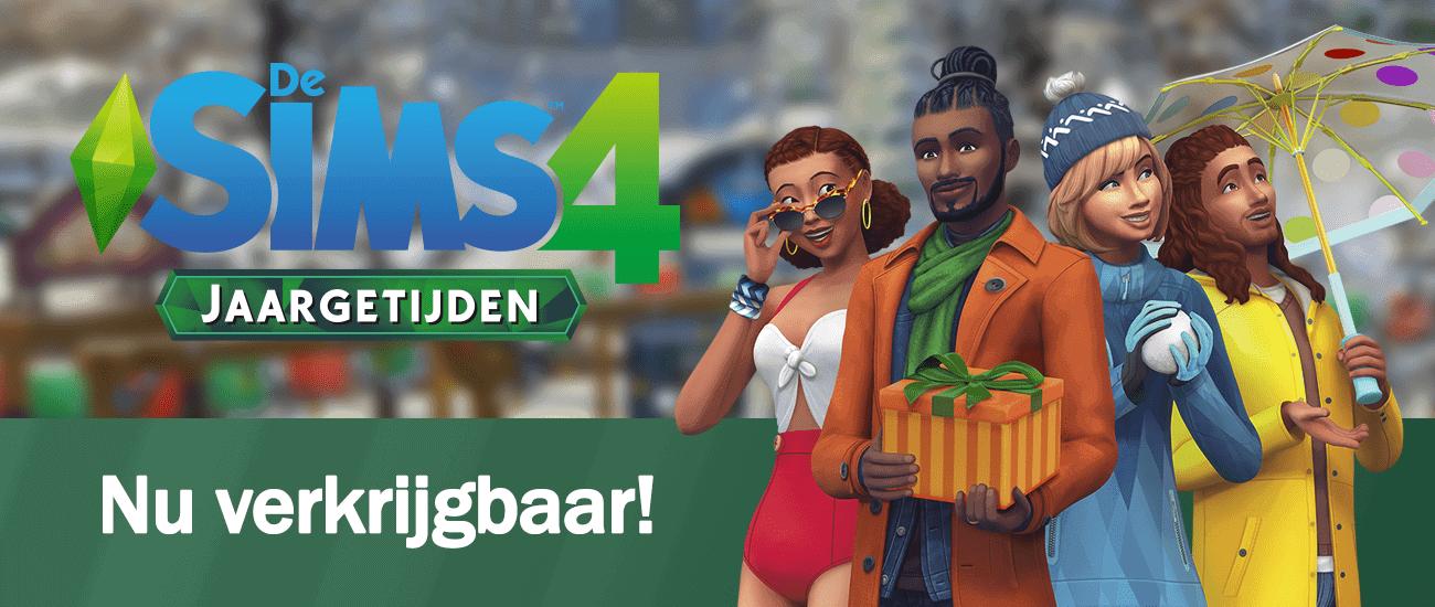 Uitbreidingspakket De Sims 4 Jaargetijden is nu verkrijgbaar, download het spel hier