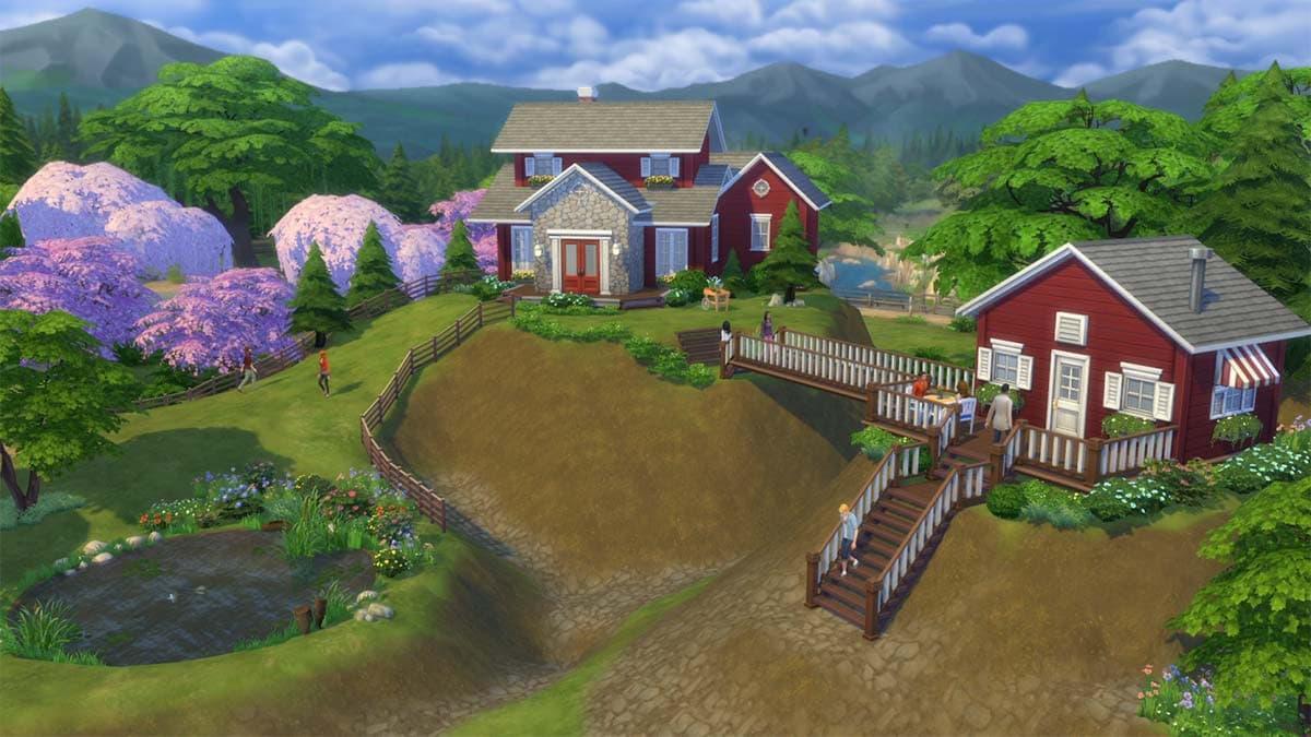 Met de nieuwe terreinupdate kun je hoogtes aanpassen en heuvels of kuilen creëren