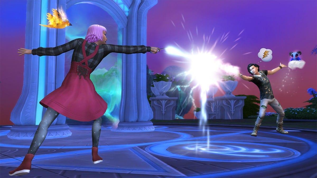 Uitbreidingspakket De Sims 4 Magisch Rijk