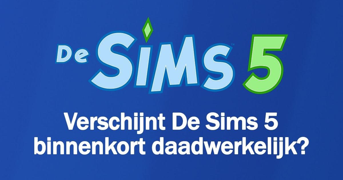 Release informatie: verschijnt De Sims 5 binnenkort voor PC, Mac, PlayStation 5 en Xbox Series X?